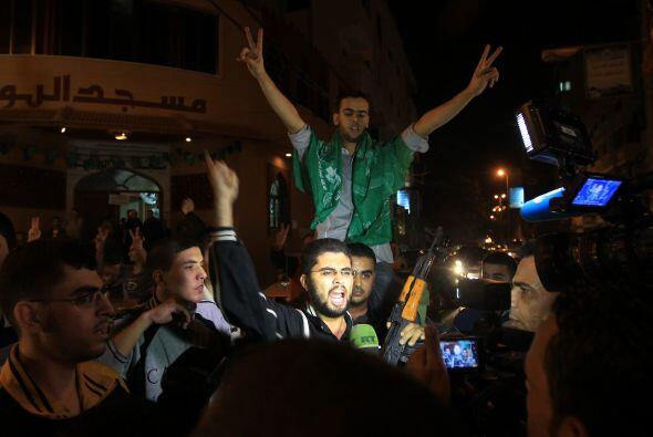 El Ministerio de Interior de Hamas en Gaza había pedido a la pobl...