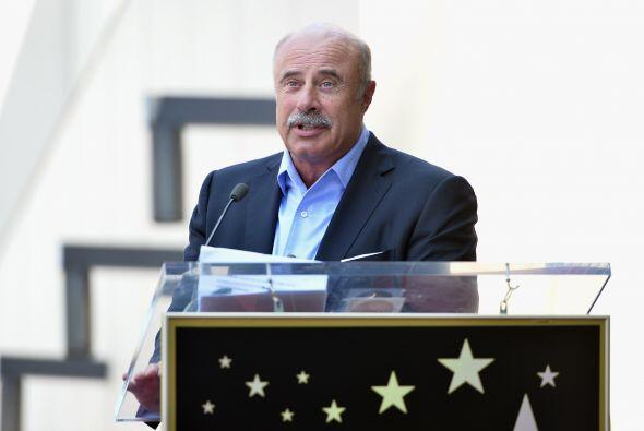 33. Dr. Phil Mcgraw  Ganancias netas: $72 millones.  Presencia en radio...