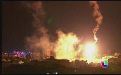 Gaza sigue desangrándose por el conflicto entre Israel y Hamás