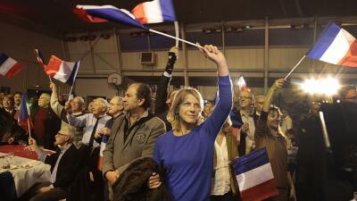 Elecciones regionales Francia