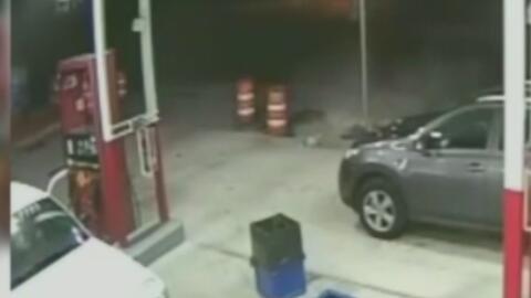Autoridades buscan al responsable de haber arrollado a un hombre en una...