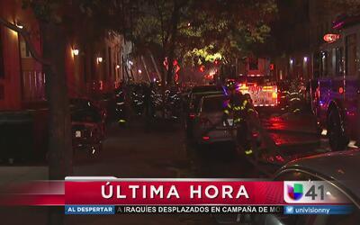 Incendio de seis alarmas en el Upper East Side deja a una persona muerta