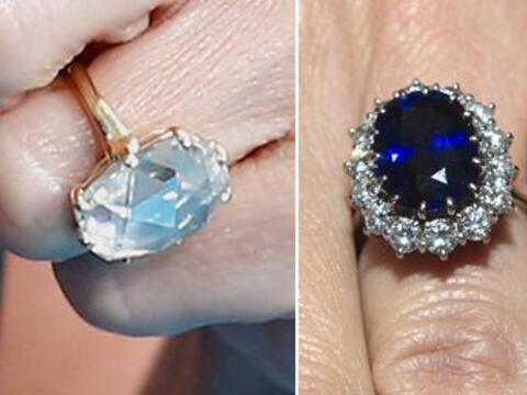El anillo de compromiso es uno de los símbolos más importa...