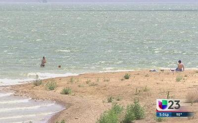 Hallan cadáver en Lago Lewisville