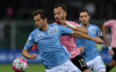 Lazio vs. Palermo