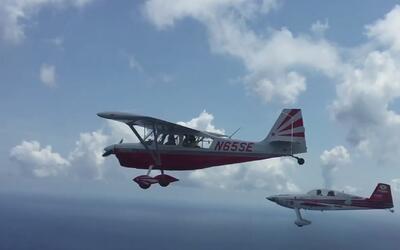 La aviación acrobática, la receta perfecta para un día de adrenalina de...