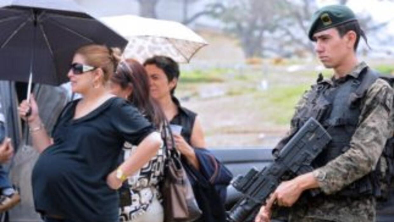 La violencia se ha intensificado en Centroamérica.