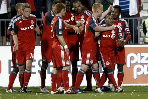 Toronto FC ya ganó su primer partido del torneo al vencer en casa al Hou...