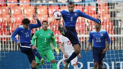Suiza 1 - Estados Unidos 1: EEUU mejora pero solo puede empatar ante Suiza