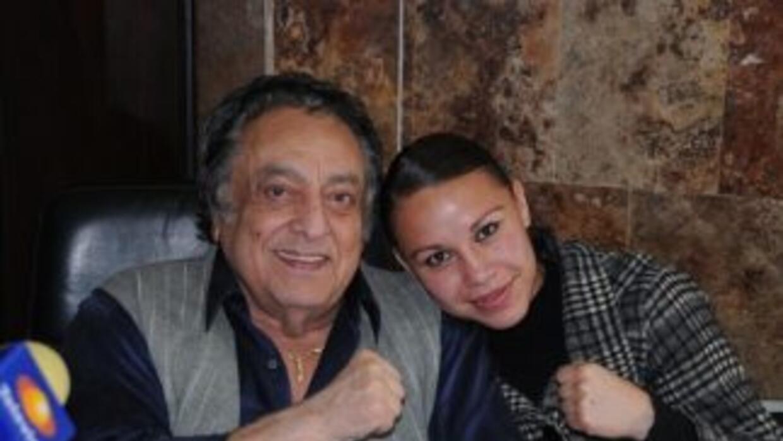 Zulina Muñoz irá por el campeonato mundial gallo en septiembre (Foto: Bo...