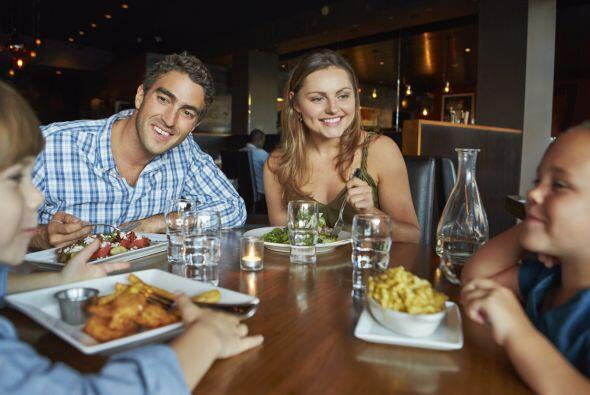 Volver al pasado. Visiten un restaurante al que hayan ido antes de ser p...