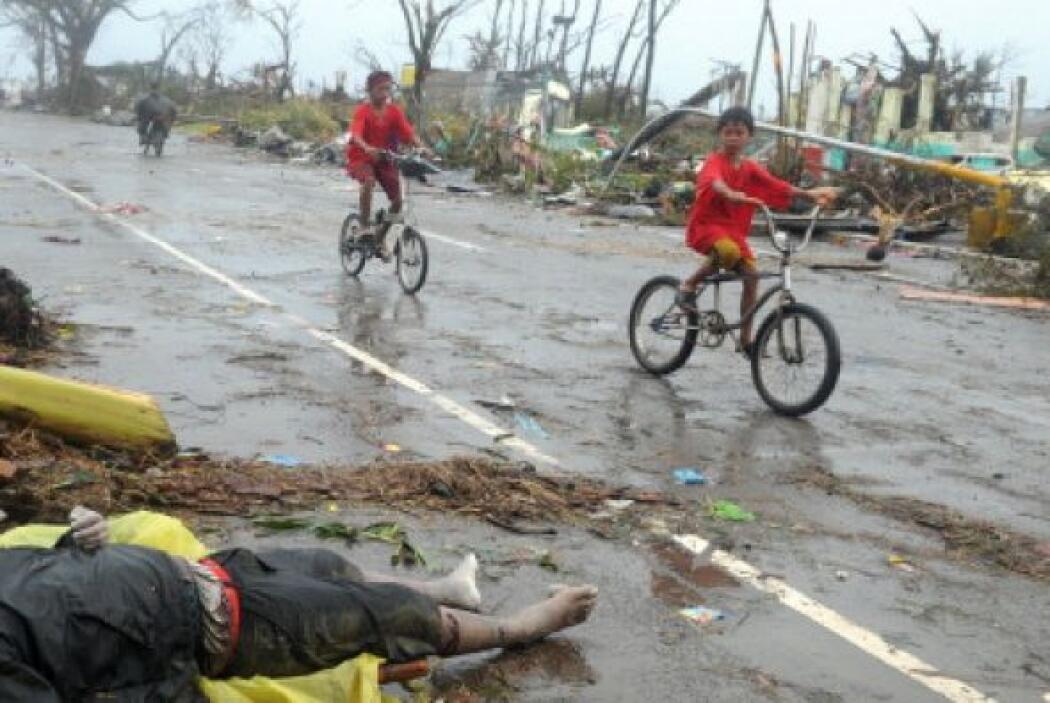 """""""Las prioridades del Unicef son las intervenciones en el rescate de las..."""