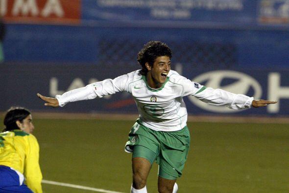 Tras haber conseguido el Mundial Sub-17 con la Selección Mexicana...