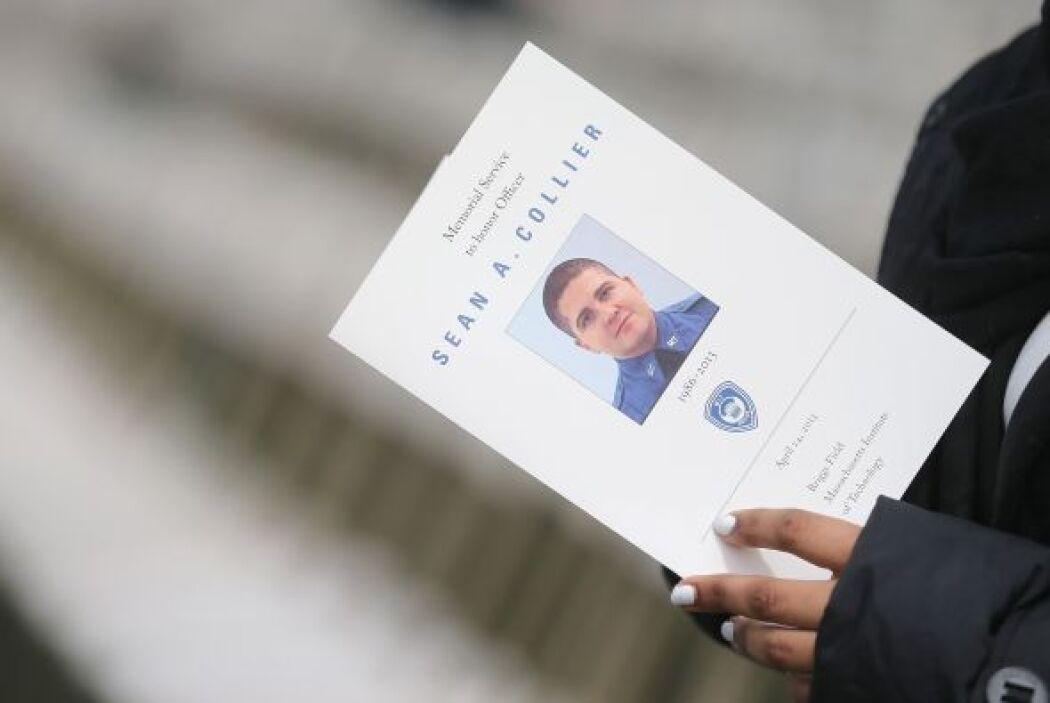 El asesinato de Collier ha impactado profundamente al campus universitar...