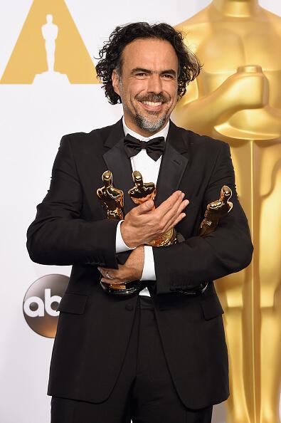 """Alfonso Cuarón: """"Extraño de donde soy y de donde vengo"""" GettyImages-4641..."""