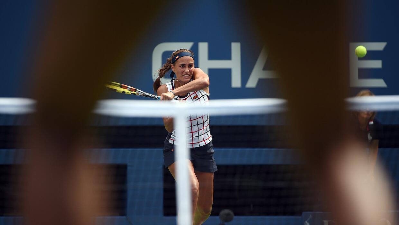 Mónica Puig en el US Open 2015