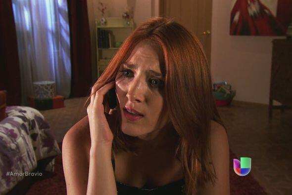 Iliana trata de hacer las cosas bien, quiere que Natalia quedé libre de...