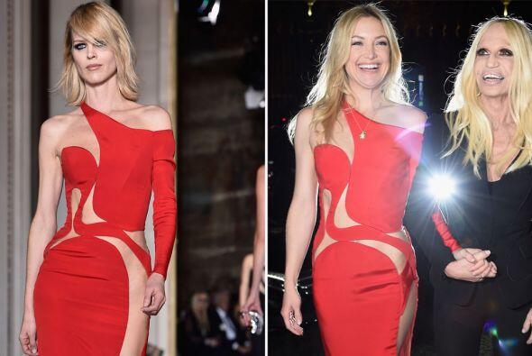 Si se tiene un cuerpo de modelo, por qué no vestir igual a una, s...