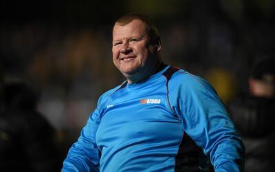 Wayne Shaw fue despedido del Sutton United por sospechas de apuestas.
