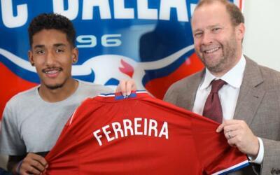 Jesús Ferreira, FC Dallas