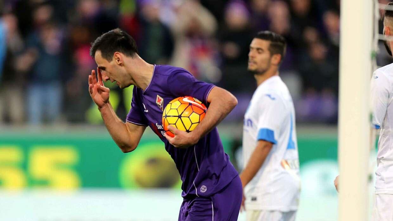 Fiorentina no pasó del empate ante Émpoli