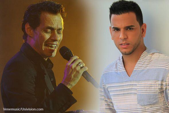Marc Anthony y Tito El Bambino están nominados como Canción del Año por...