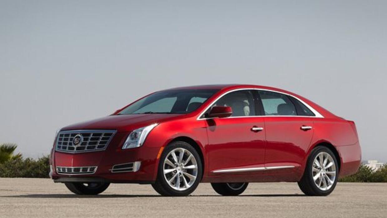 El XTS es el modelo más nuevo de Cadillac.
