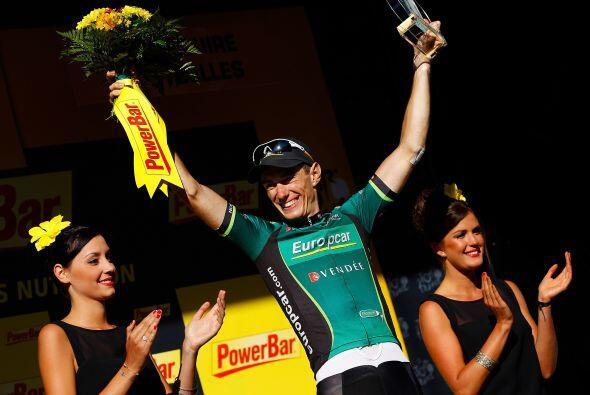 La prueba alpina más difícil del Tour de Francia se la llevó el francés...