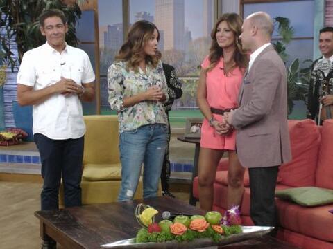 Esta mañana, el doctor Juan Rivera cumplió uno de sus m&aa...