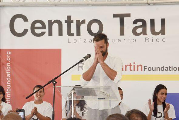 El centro Tau albergará a 120 niños y jóvenes de comunidades marginadas...