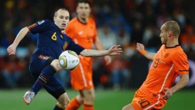 El campeón del Mundo se mide a Holanda con el handicap en su contra por...