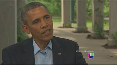 Obama buscará acelerar las deportaciones de niños