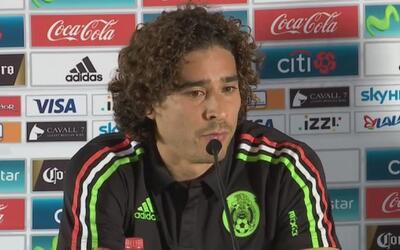 """Guillermo 'Memo' Ochoa: """"El Azteca es un estadio que me ha visto crecer"""""""