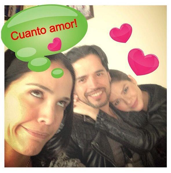 """""""¡¡¡Cómo los quiero!!! #vivaelamor #destin..."""