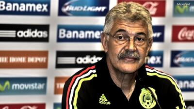 'Tuca' Ferretti ya tiene hecha la lista del Tricolor para enfrentar a EEUU