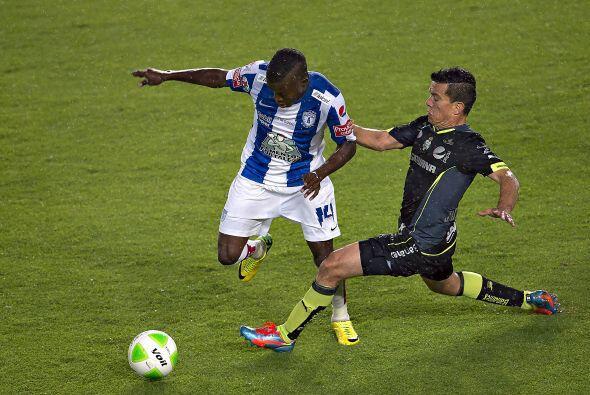 Juan Pablo Rodríguez (2): Simplemente no apareció en el partido. 'El Cha...