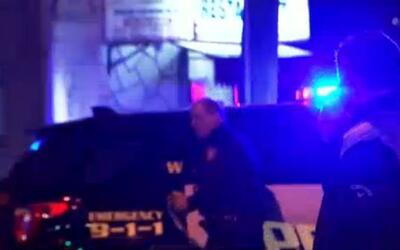 'Nueva York en un Minuto': buscan al pistolero que baleó a un hombre y u...