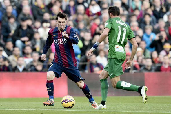 Levante aguantó la desventaja de dos goles hasta el medio tiempo,...