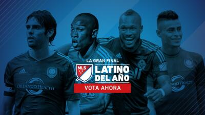 Latino del Año 2015, los cuatro finalistas