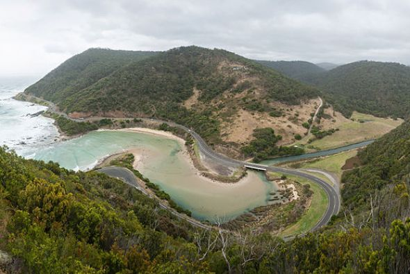 Great Ocean Road, Australia  (Foto: David Iliff)