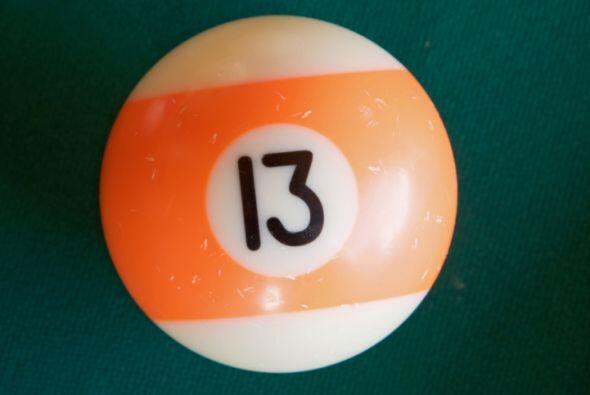 La 'mala suerte' atribuida a este número surge en la mitología nórdica,...