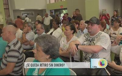 ¿Se desangran los fondos de retiro en Puerto Rico?