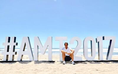 Rafael Nadal busca su tercer título en Acapulco.