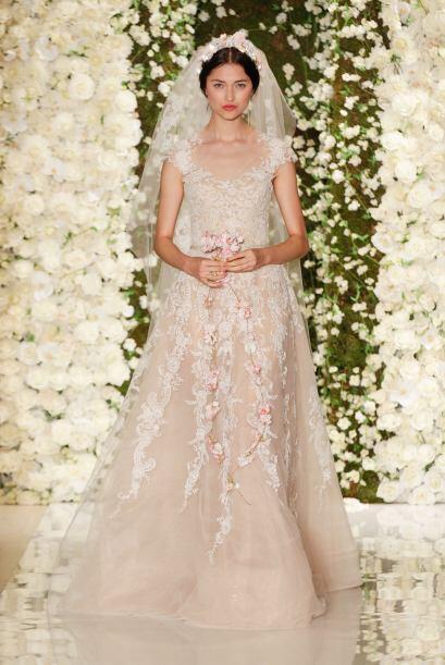 O como una capa más del vestido, será un detalle romántico y etéreo.