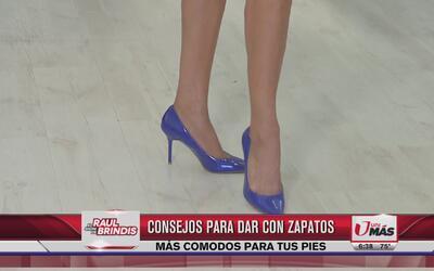 Consejos para dar con los zapatos más cómodos para tus pies