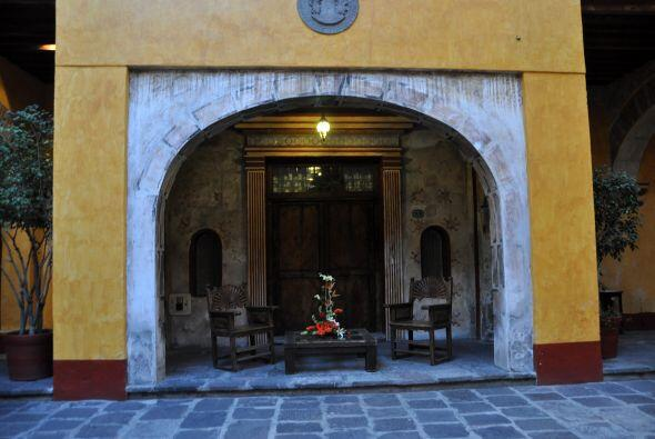 Puebla, la capital del estado del mismo nombre en el centro de México, e...