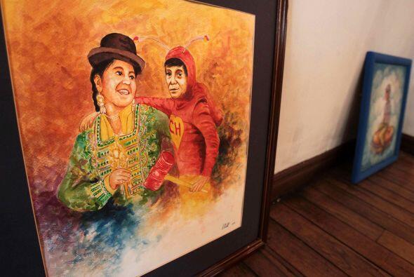 El Museo de Arte Contemporáneo Plaza de La Paz inaugura una exposición e...