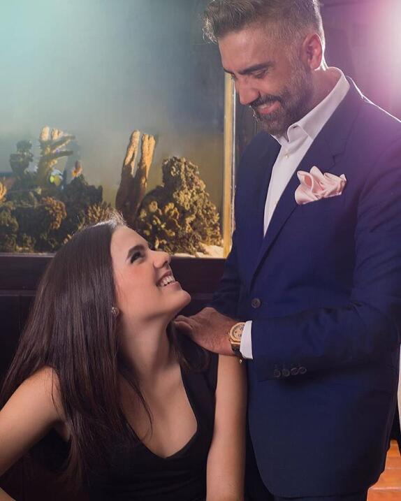 Jos manuel figueroa no felicita a su hermano juli n por - Sylvia salas instagram ...