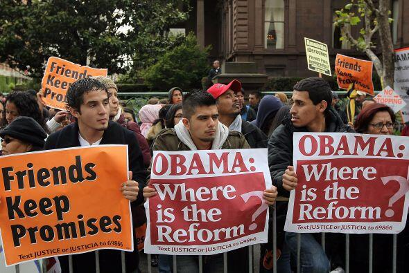 Más sobre inmigración y el temor hacia la ola de inmigrantes. 'Un cierto...