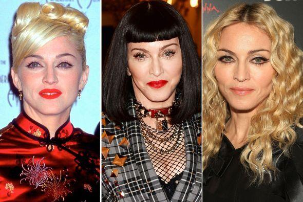 A pesar de que sus canciones han sido un éxito, alguno de sus 'looks' no...